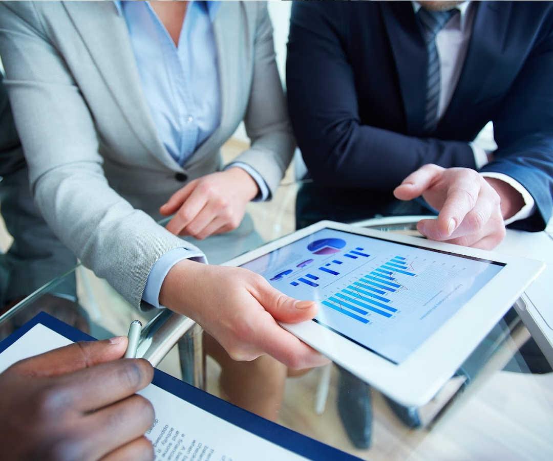 Website design analysis image