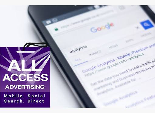 All Acess Advertising Google SEO Image